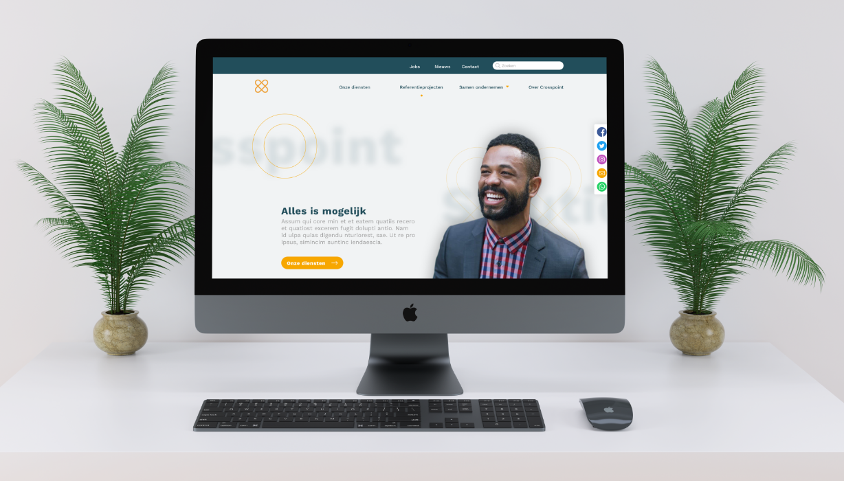 Crosspoint Solutions Webdesign